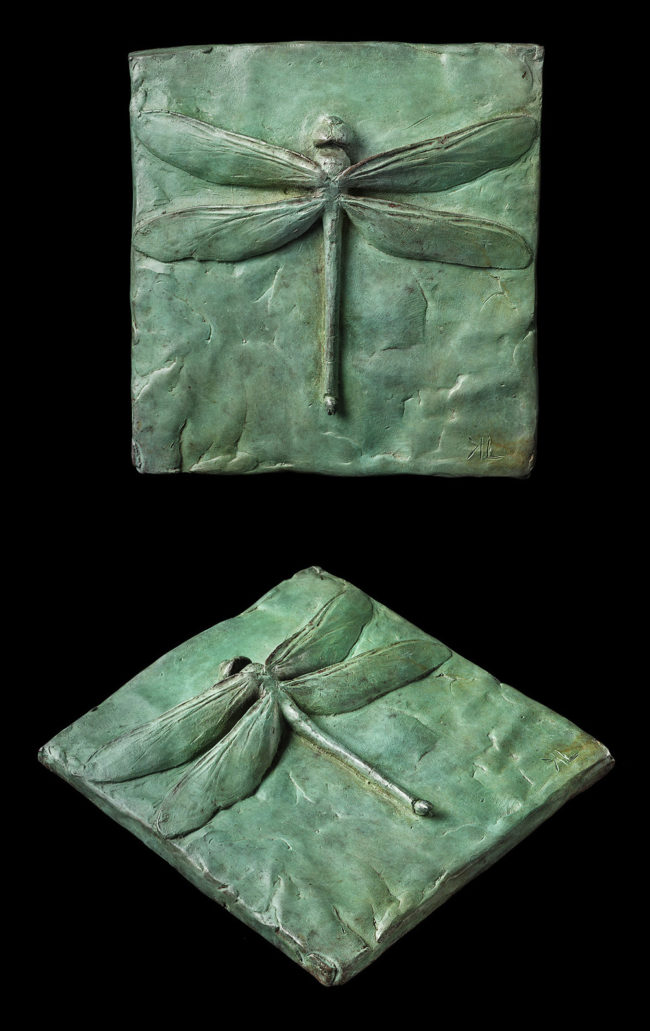 Dragon Fly - bronze - 2011